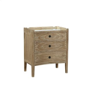 Cario Small Chest of Drawers