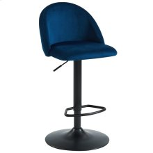 Sataro Air Lift Stool in Blue