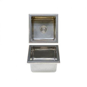 Square Bar Sink - SK515 Silicon Bronze Brushed Product Image