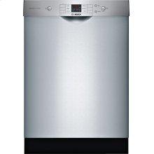 100 Series Dishwasher 24'' Stainless Steel SHEM3AY55N