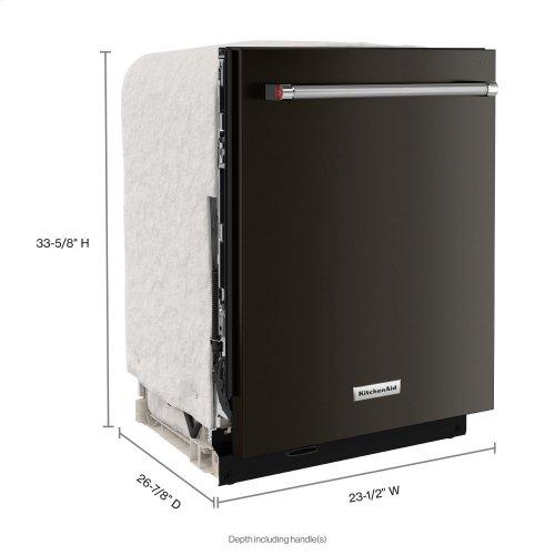 44 dBA Dishwasher in PrintShield™ Finish with FreeFlex™ Third Rack - Black Stainless Steel with PrintShield™ Finish