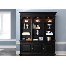 Executive Bookcase Top