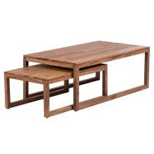 Urban Nesting Coffee Tables Set of 2, HC2456S01