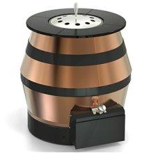 Barrel-tandoor