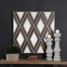 Tahira Wood Wall Decor, Square