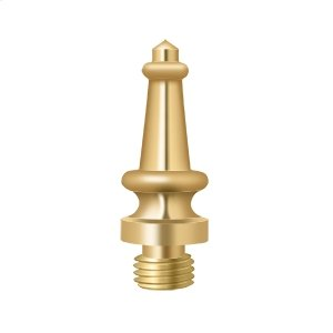 Steeple Tip - PVD Polished Brass Product Image