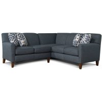 SoHo Living Collegedale Sectional 6200-Sect Product Image