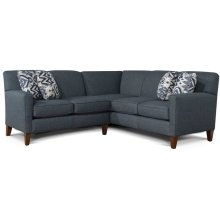 SoHo Living Collegedale Sectional 6200-Sect