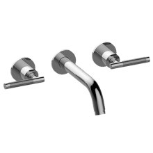 Harley Wall-Mounted Lavatory Faucet