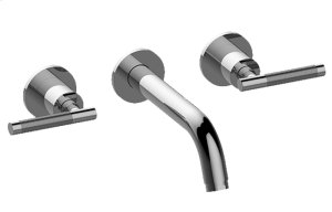 Harley Wall-Mounted Lavatory Faucet Product Image
