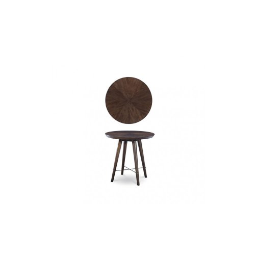 Epicenters Williamsburg Round End Table