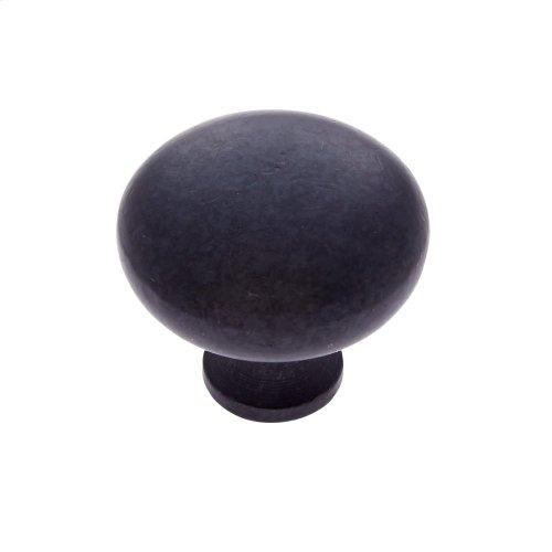 "Oil Rubbed Bronze 1-1/4"" Mushroom Knob"