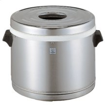 Commercial Rice Cookers / Warmer in Stainless - 3.9L (22cups)
