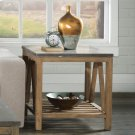 Weatherford - Rectangular Side Table Top - Bluestone Finish Product Image