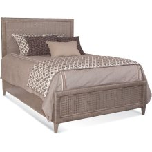 Naples Queen Bed