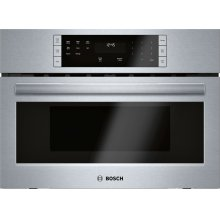 "500 Series, 27"", Microwave, SS, Drop Down Door"