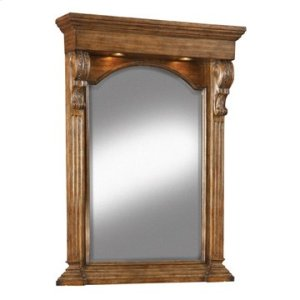 Paolo Lighted Mirror Product Image