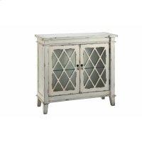 Goshen 2-door Cabinet In Antique White Product Image