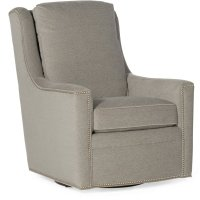 Bradington Young Percy Swivel Chair 338-25SW Product Image