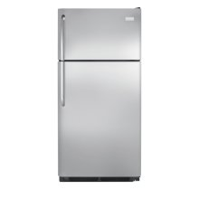 DENTED******Frigidaire 18 Cu. Ft. Top Freezer Refrigerator
