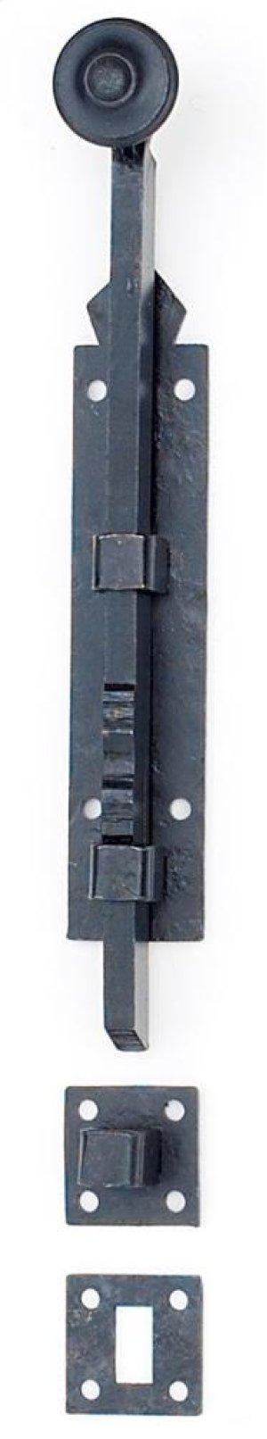 Surface Bolt Wrought Iron Product Image