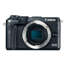 Canon EOS M6 Body Black EOS M Series Digital Cameras