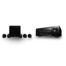 1075-watt Denon & Boston Acoustics Home Theater System.