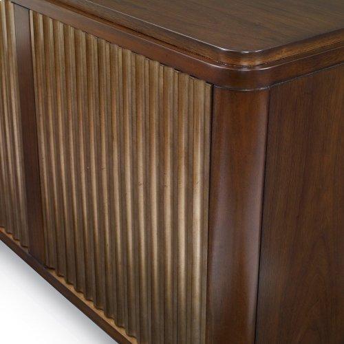 Flux 3 Door Cabinet - Custom