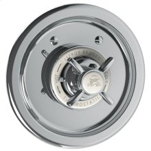 White archipelago thermostatic valve trim only, to suit M1-4200 rough