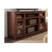 Clearance Item--XL TV Stand w/Fireplace Option Product Image