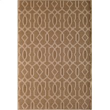 Intertwined Fretwork Earth Natural