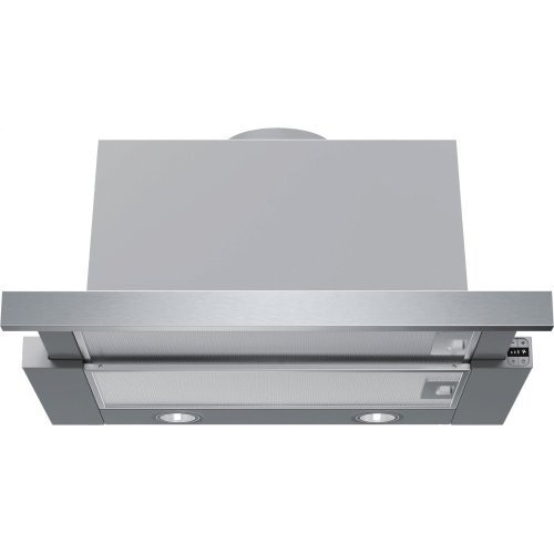 500 Series Pull-out Hood Stainless Steel