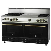 "60"" BlueStar - Residential Nova Burner (RNB) - French Top"