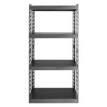 "30"" Wide EZ Connect Rack with Four 15"" Deep Shelves"