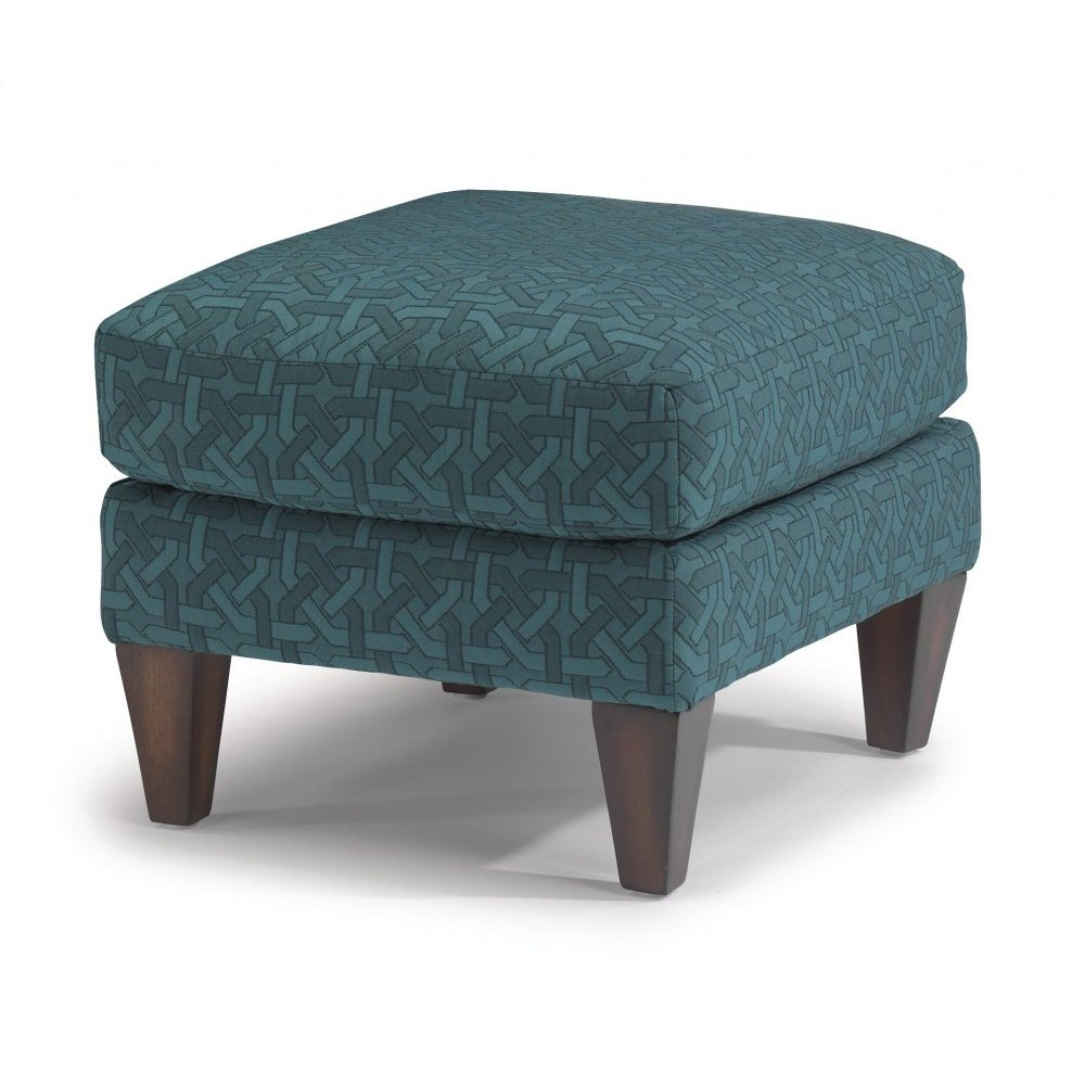 Cute Fabric Ottoman
