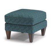 Cute Fabric Ottoman Product Image