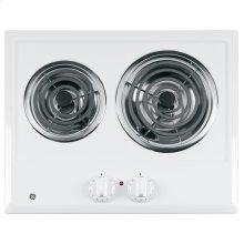 GE® Two Burner Electric Cooktop