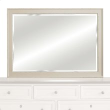 Toasted Almond Commonwealth Mirror