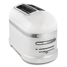Pro Line® Series 2-Slice Automatic Toaster - Frosted Pearl White