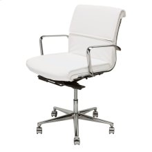 Lucia Office Chair  White