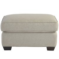 Sterling Ottoman Product Image