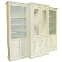 Three Piece Cottage Wall Unit W132