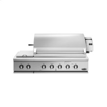 "48"" All Grill for Built-in or On Cart"