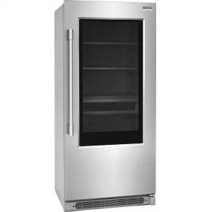 Frigidaire Professional 19 Cu. Ft. Glass Single-Door Refrigerator Product Image