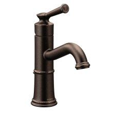 Belfield oil rubbed bronze one-handle bathroom faucet