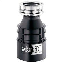Badger 1 Garbage Disposal, 1/3 HP