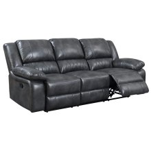 Motion Sofa-gray Pu#js8099nw-066