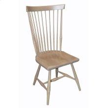 Alexandria Fan Back Side Chair