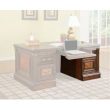 CORSICA Executive Right Desk Pedestal