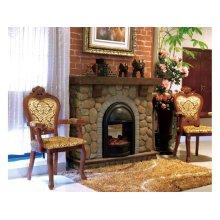 BN100FP Breckinridge Fireplace